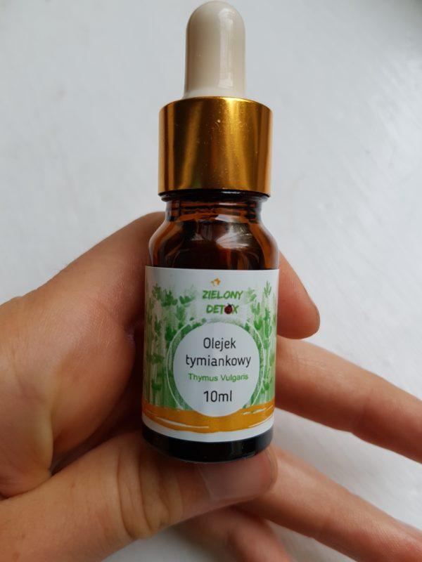 Olejek Tymiankowy Zielony Detox