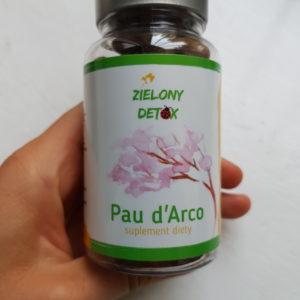Pau Darco Zielony Detox 2